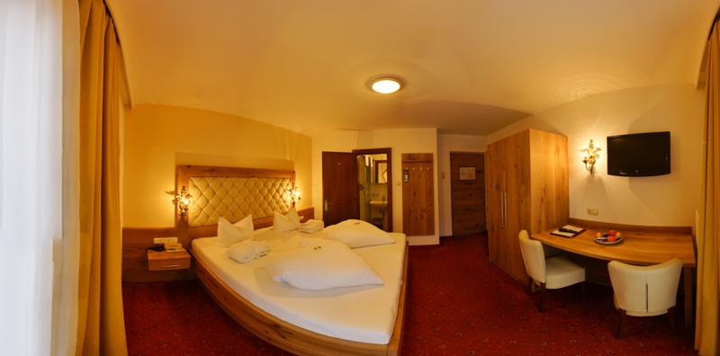 Hotelzimmer Habicht