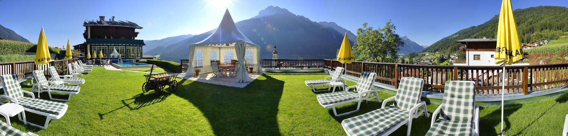 Hotel Habicht Sommer