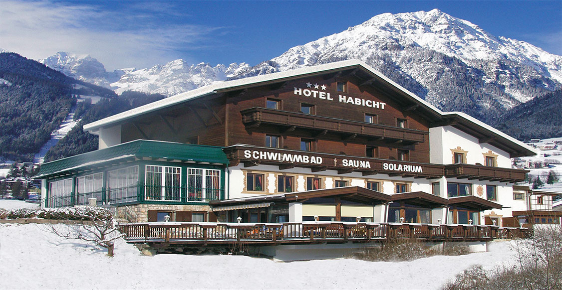Hotel Habicht im Winter